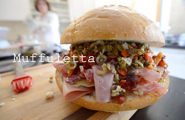 Chew on this: The Muffuletta for WickedIdeas.ca